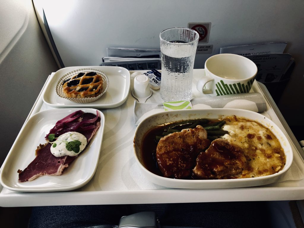 Finnair Business Class Kurzstrecke
