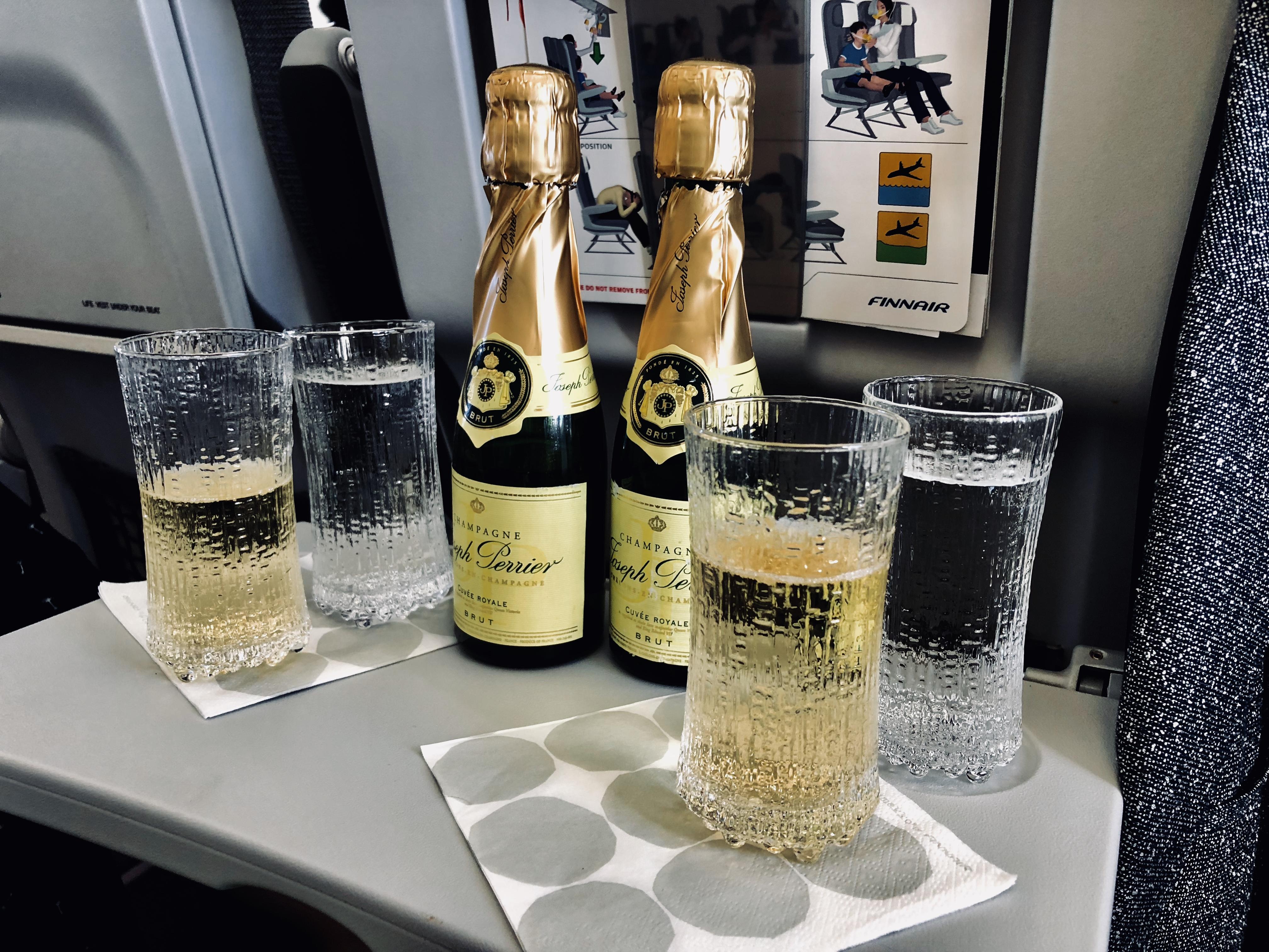 Finnair Business Class Kurzstrecke