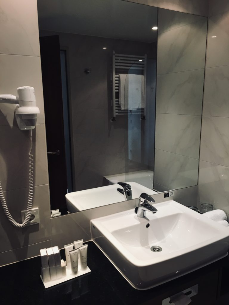 Melia Luxembourg Level Zimmer