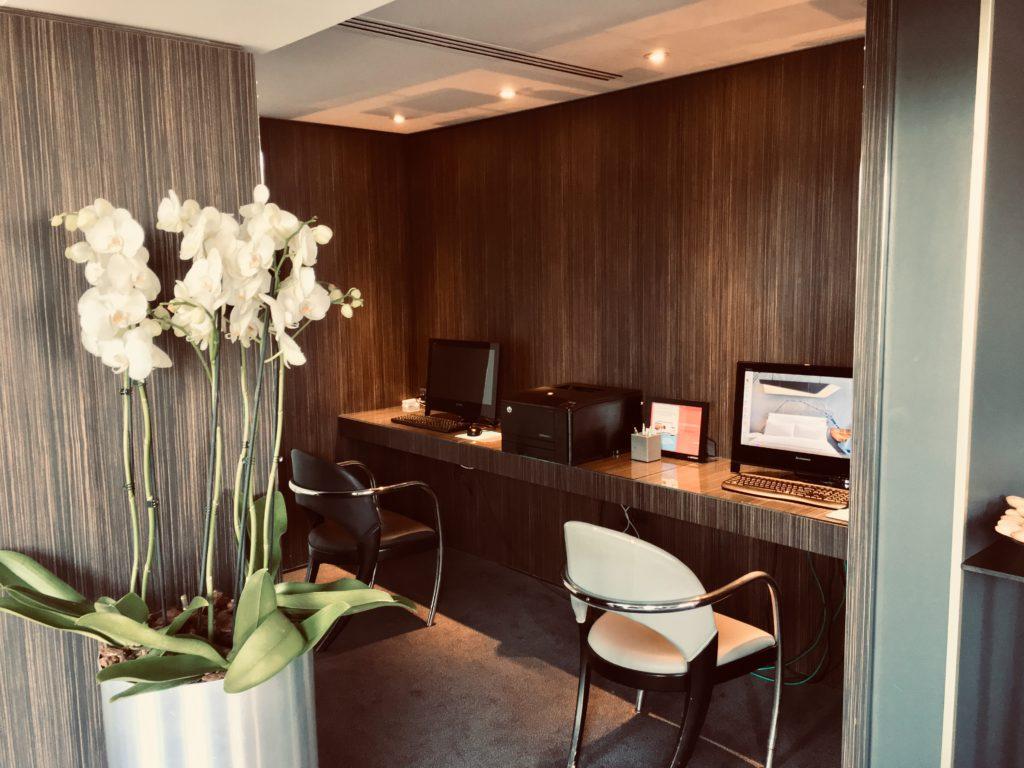 Le Meridien Pairs Etoile Club Lounge