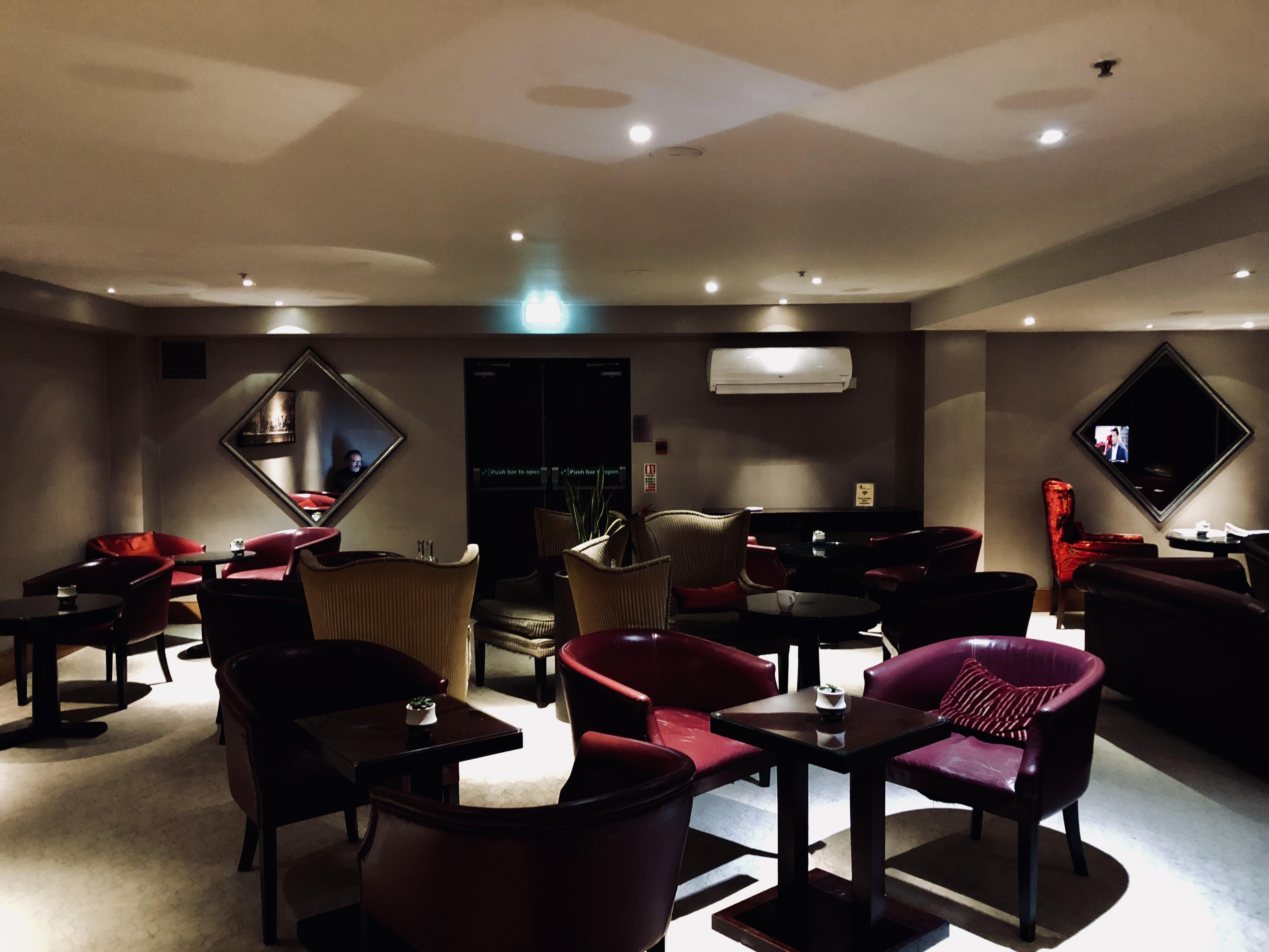 Marriott London Kensington Club Lounge