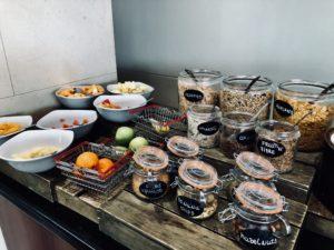 Marriott London Kensington Frühstüc