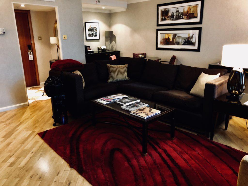 Marriott London Kensington Suite