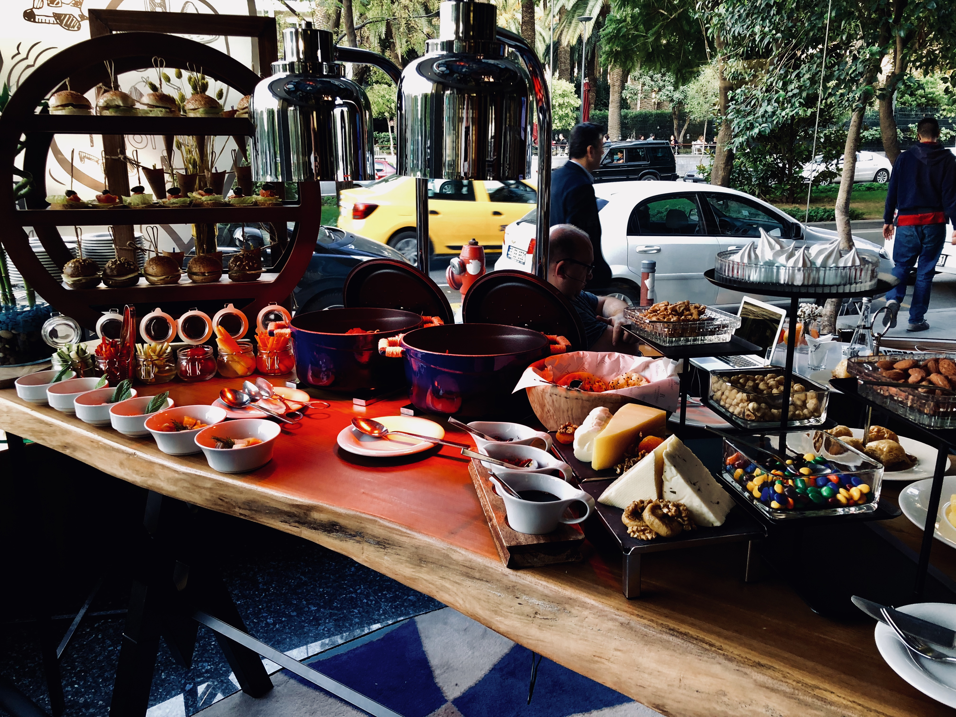 Renaissance Izmir Club Lounge