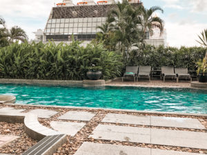 Banyan Tree Bangkok Pool