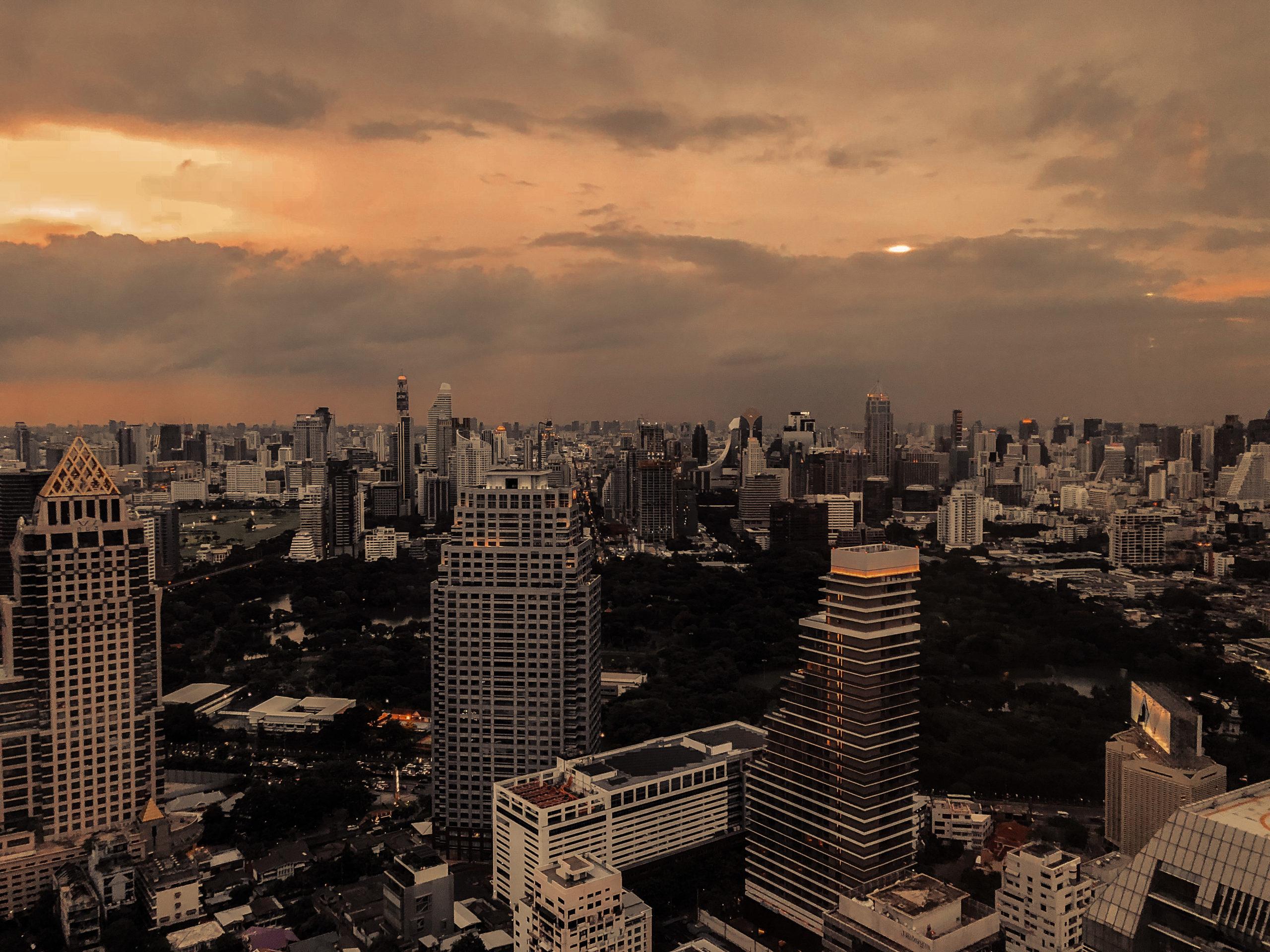 Banyan Tree Bangkok Serenity Club