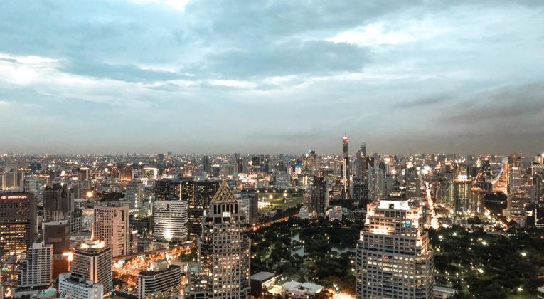 Banyan Tree Bangkok Vertigo