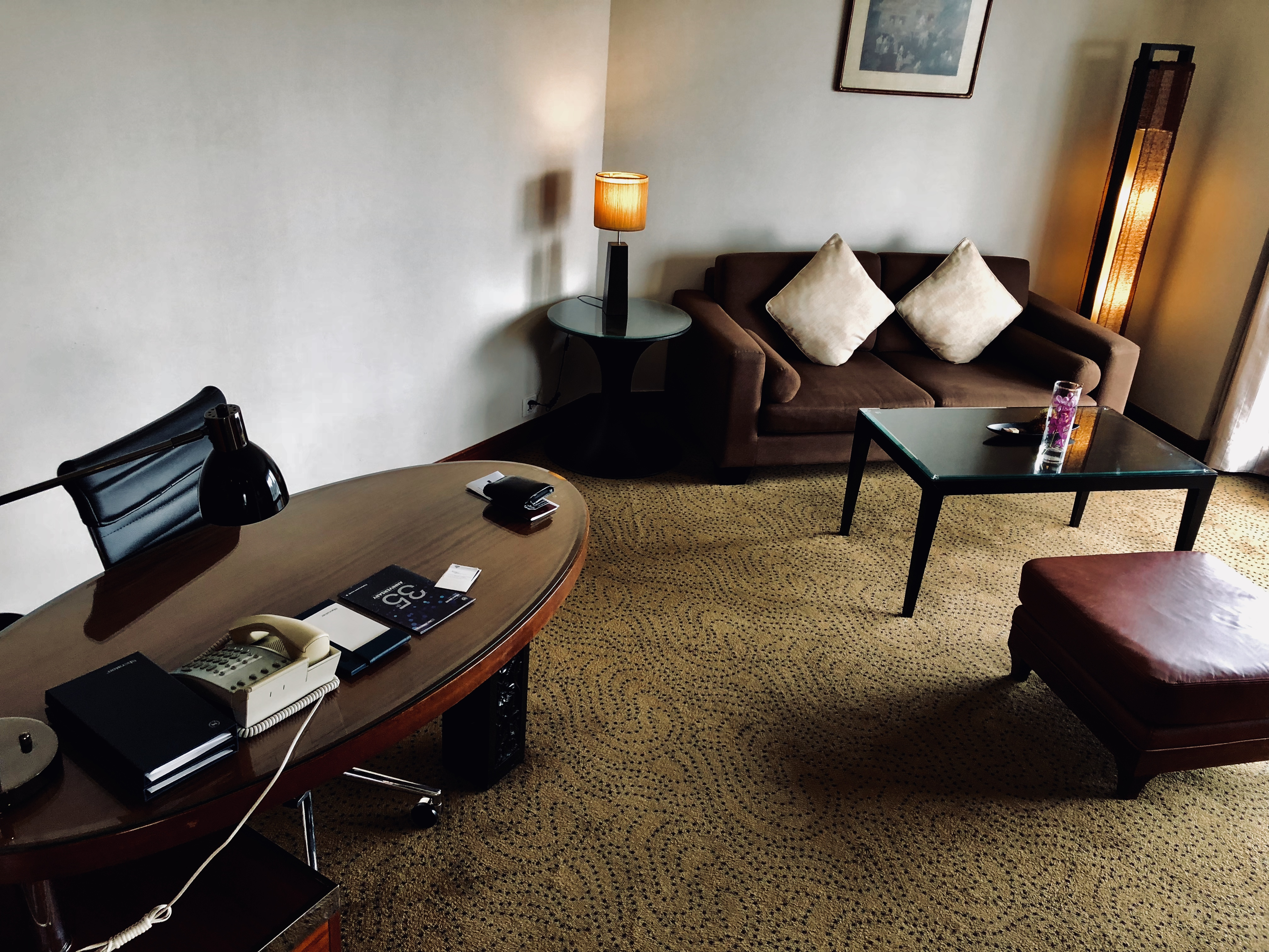 Royal Orchid Sheraton Bangkok Executive Suite