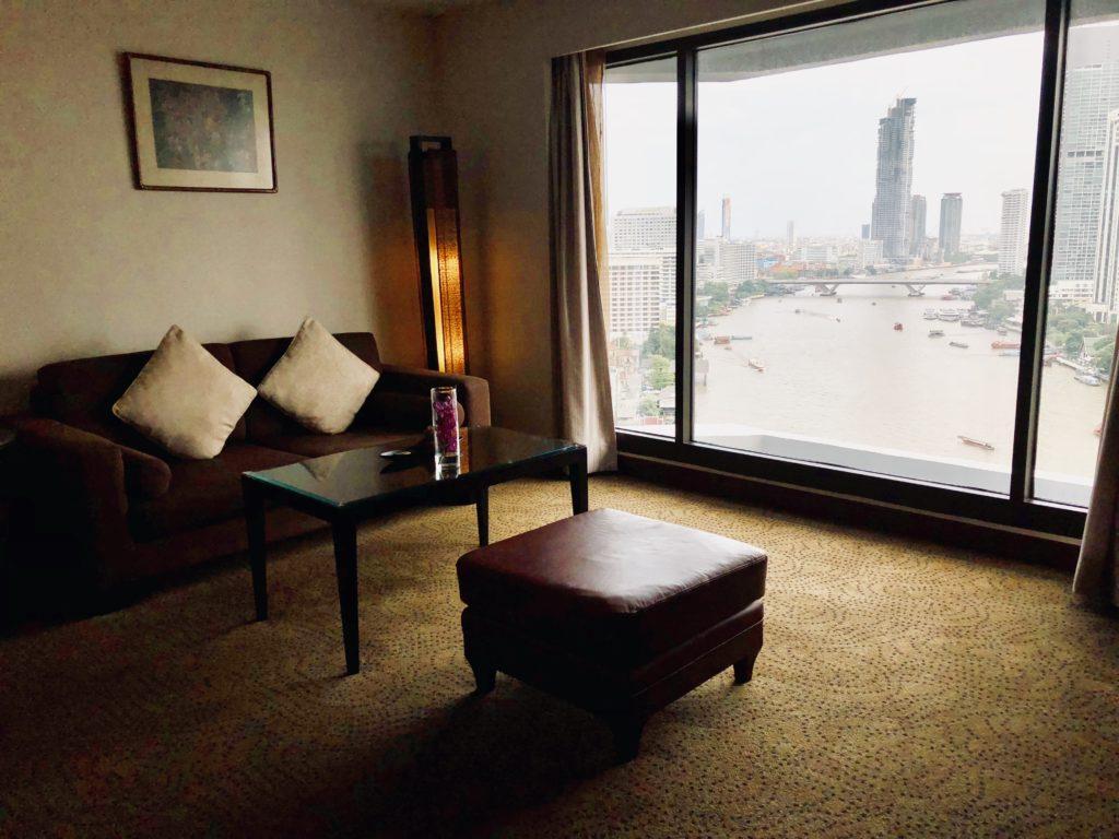 Royal Orchid Sheraton Bangkok Club Lounge