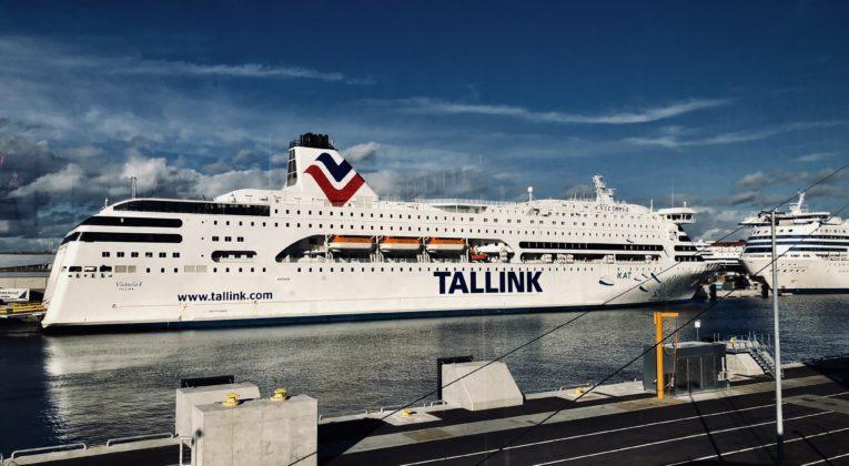 Mit Tallink Silja durch die Ostsee
