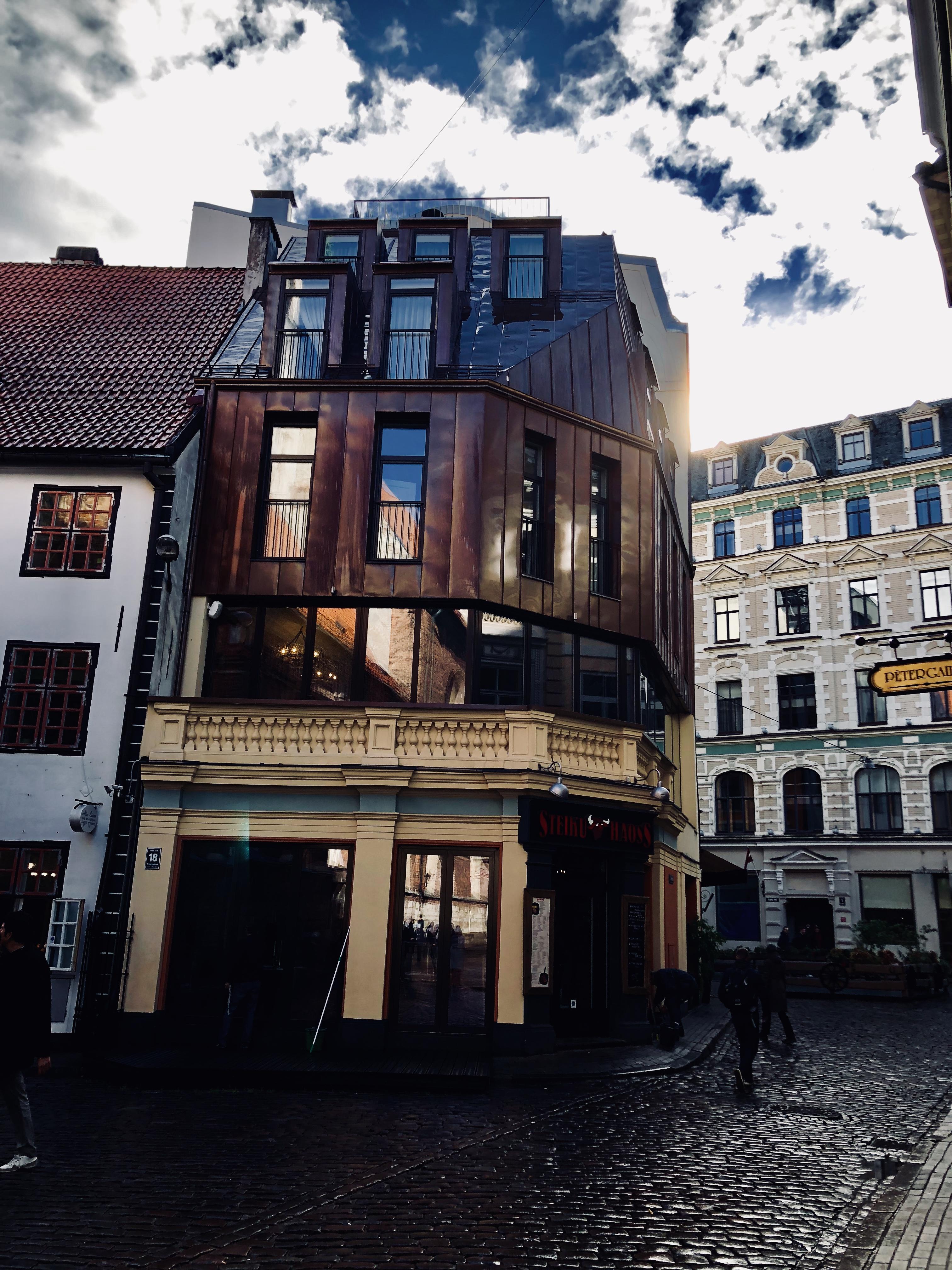 Travel Diary 24 Stunden in Riga