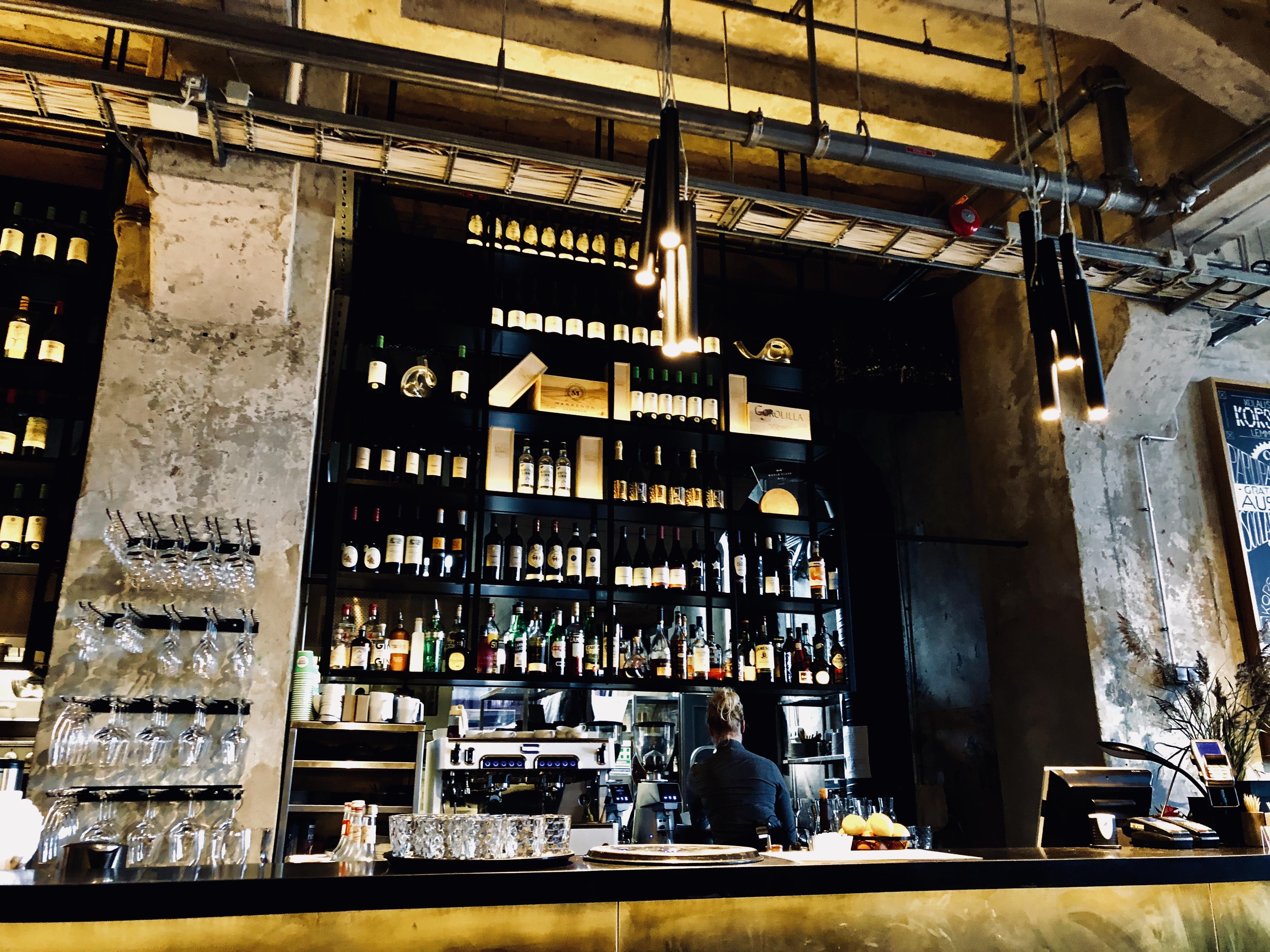 Travel Diary 48 Stunden in Tallinn Korsten RestaurantTravel Diary 48 Stunden in Tallinn Korsten Restaurant