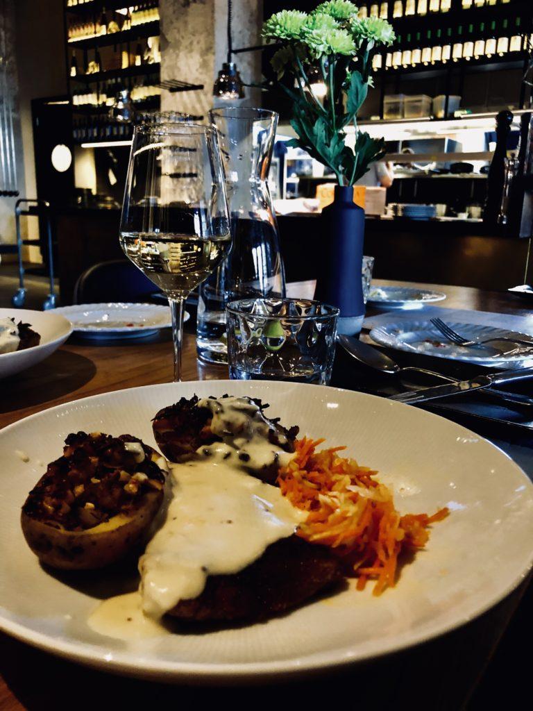 Travel Diary 48 Stunden in Tallinn Korsten Restaurant