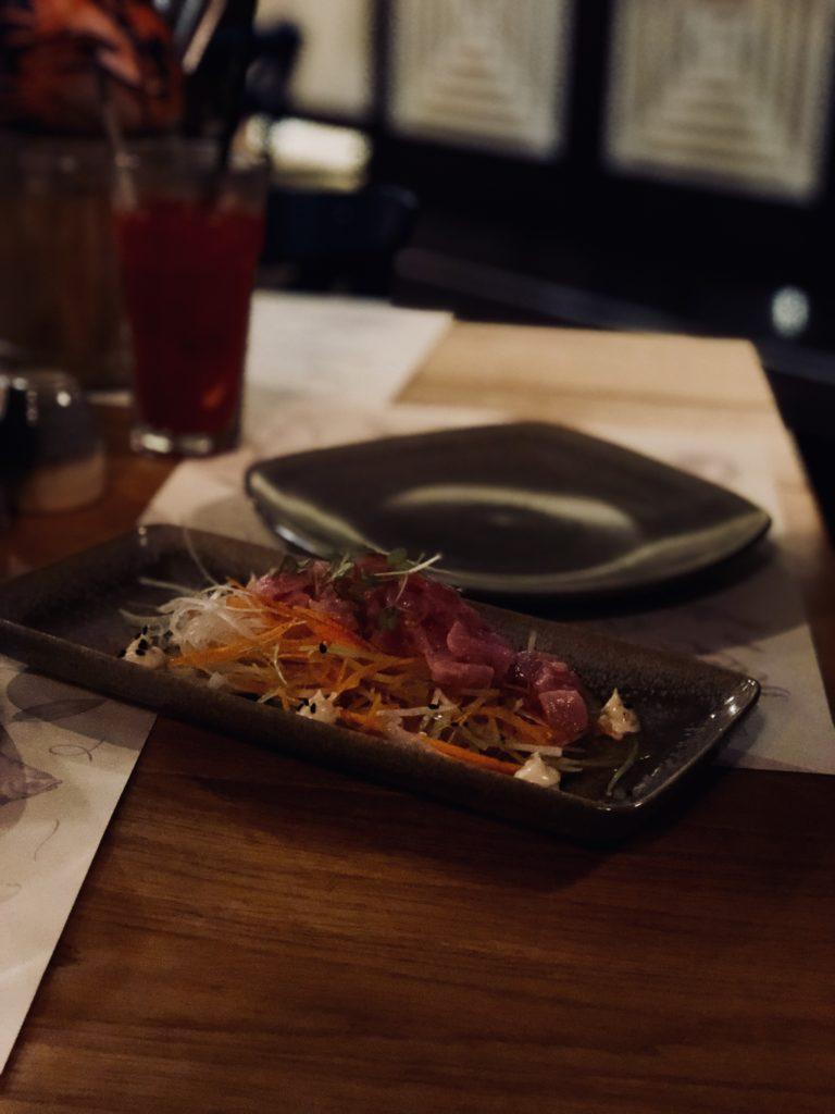 Travel Diary 48 Stunden in Tallinn Seafood Bar