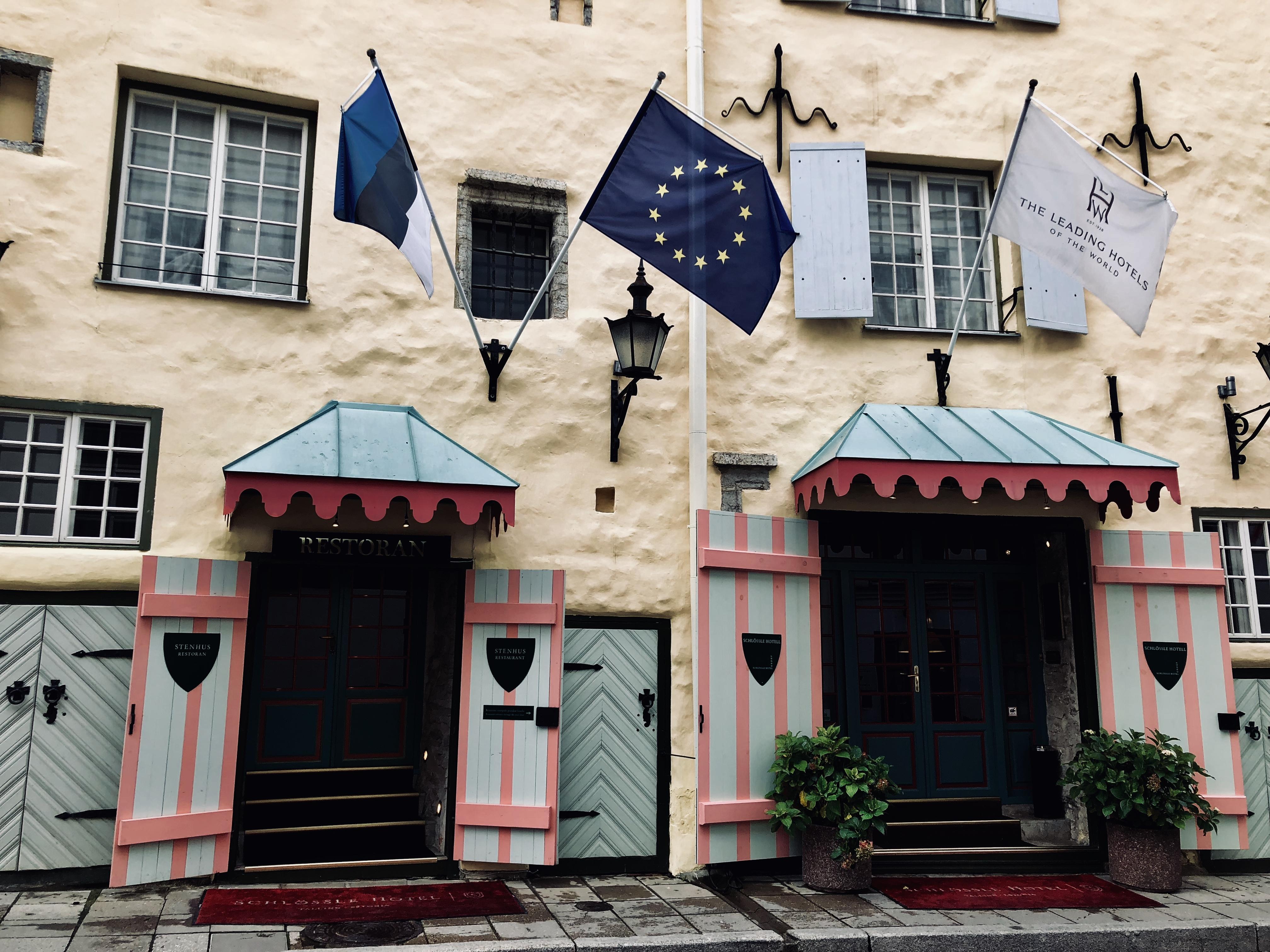 Travel Diary 48 Stunden in Tallinn Schlössle Hotel