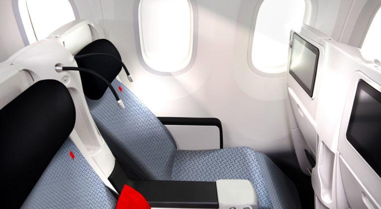 Neue Air France A330 Premium Economy