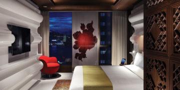Kunst im Hotel bei Design Hotels