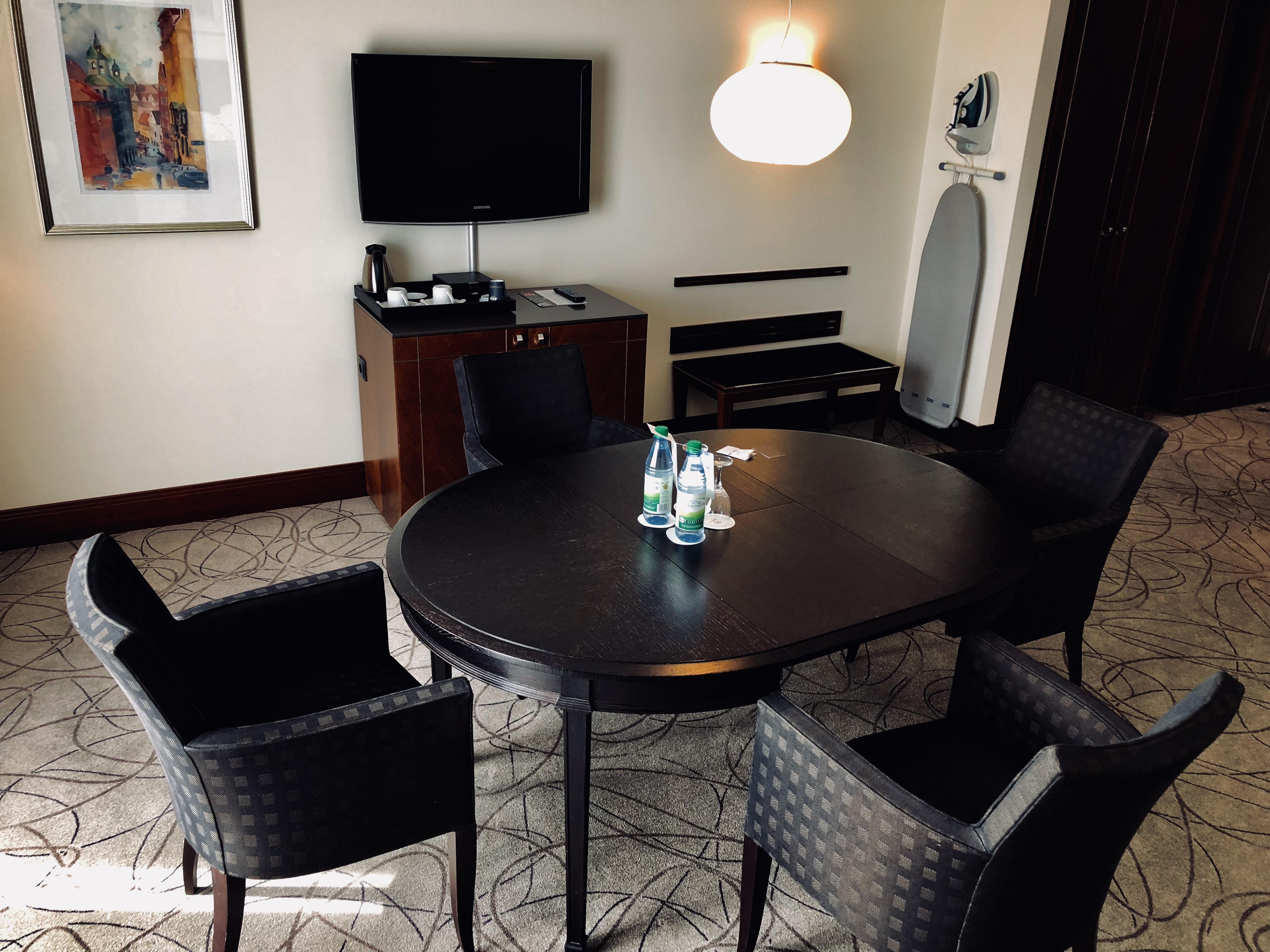 Sheraton Carlton Nürnberg Belluevue Suite
