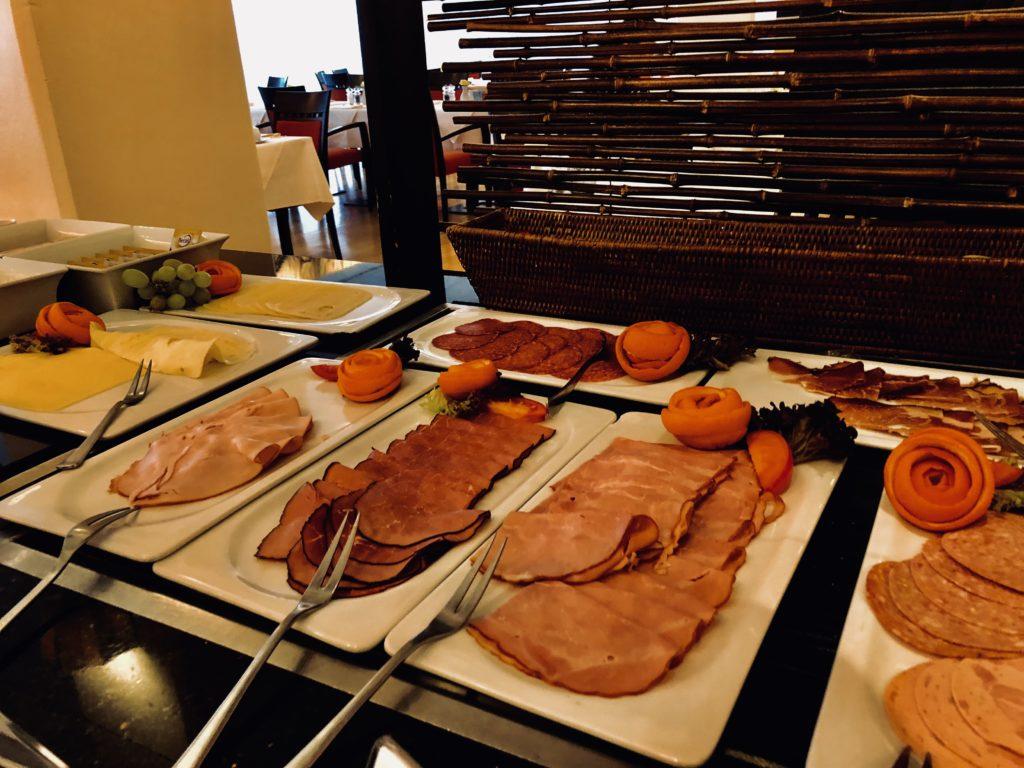 Sheraton Carlton Nürnberg Frühstück