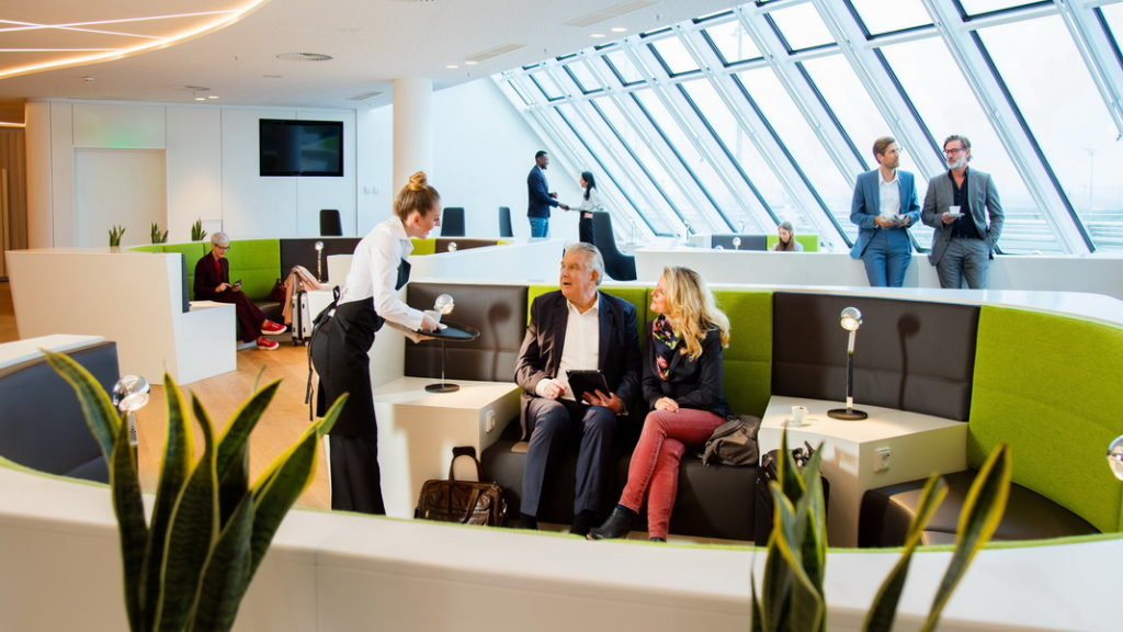 Airport Lounge World München