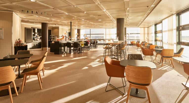 Neue Lufthansa Lounge in Frankfurt