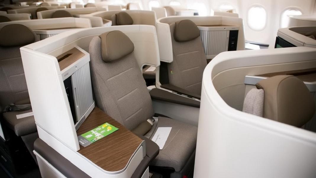 Business Class Flüge