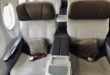 Malindo Air Business Class Sitz