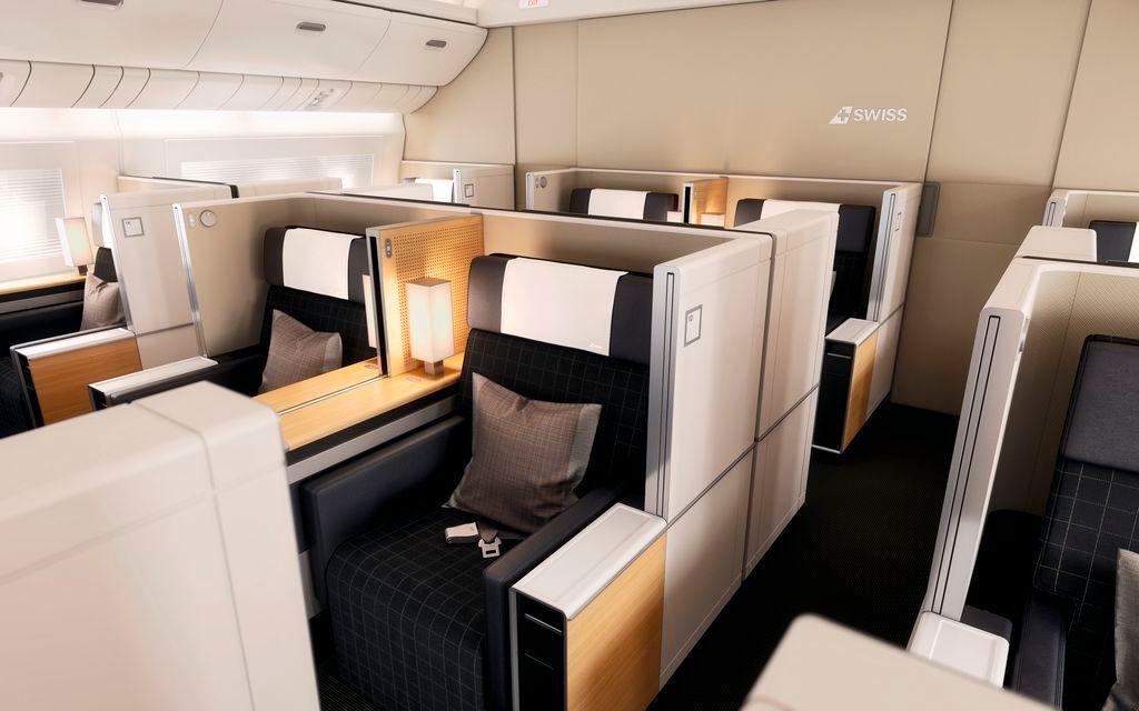 Günstige First Class Flüge