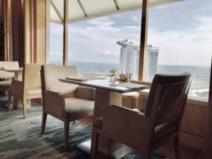 The Ritz-Carlton Millenia Singapore Club Lounge