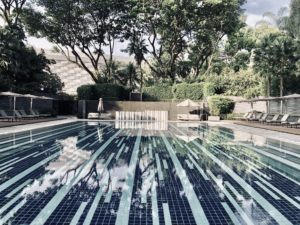The Ritz-Carlton Millenia Singapore Pool
