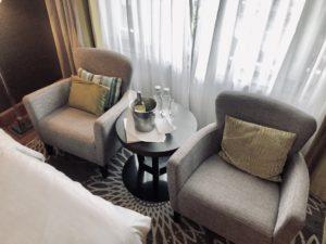 Sheraton Stockholm Club Room