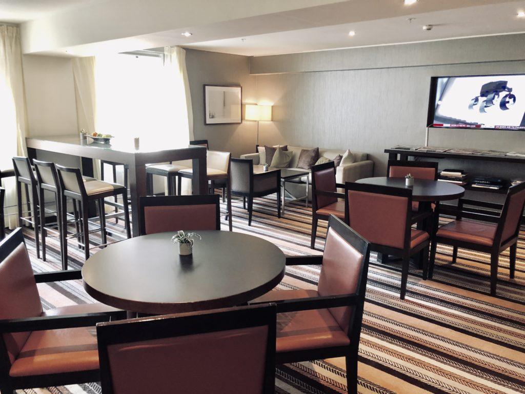 Sheraton Stockholm Club Lounge