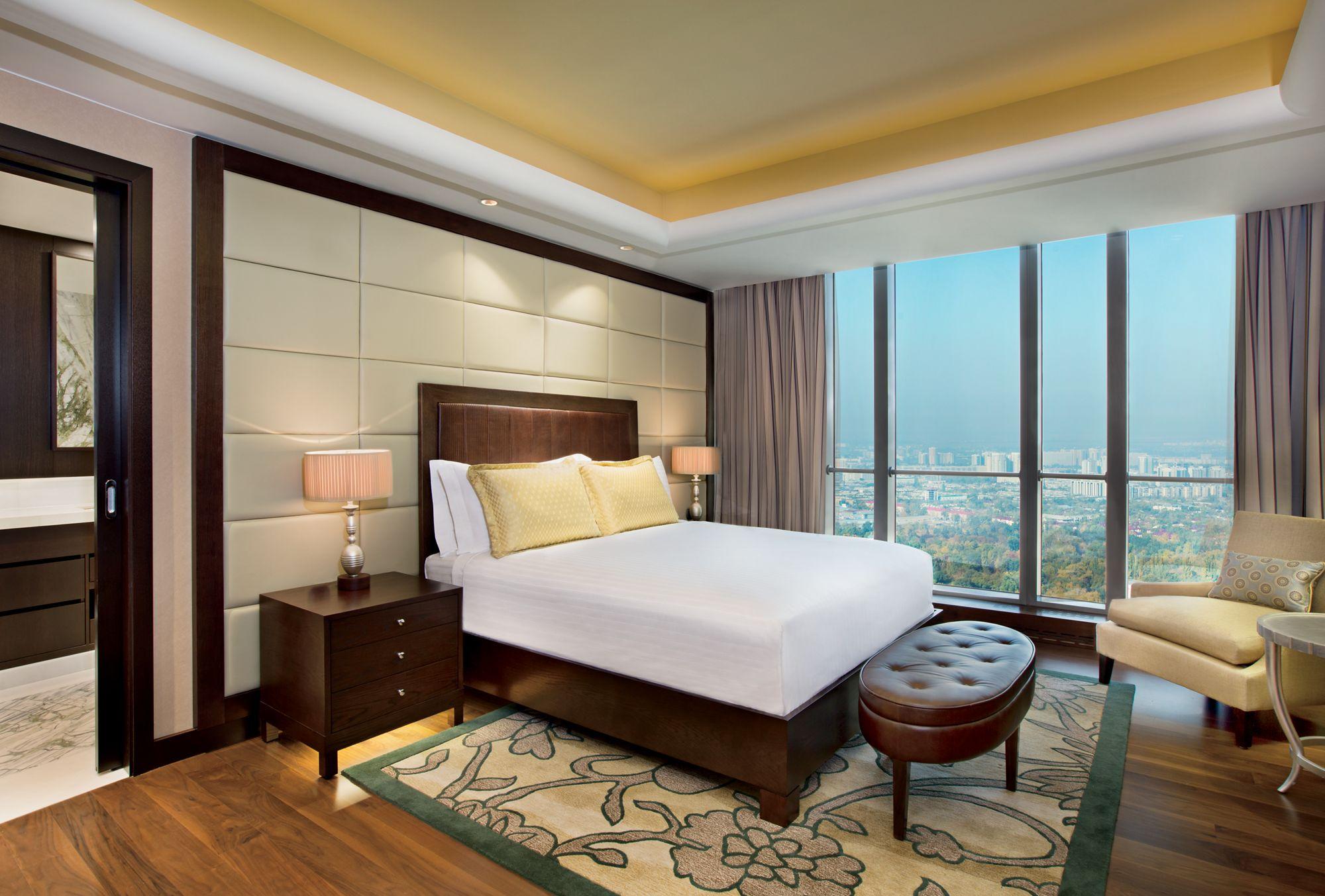 kostenfreie Übernachtung bei Marriott Bonvoy