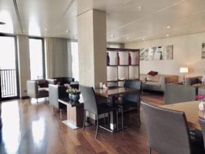 Marriott Berlin Executive Lounge