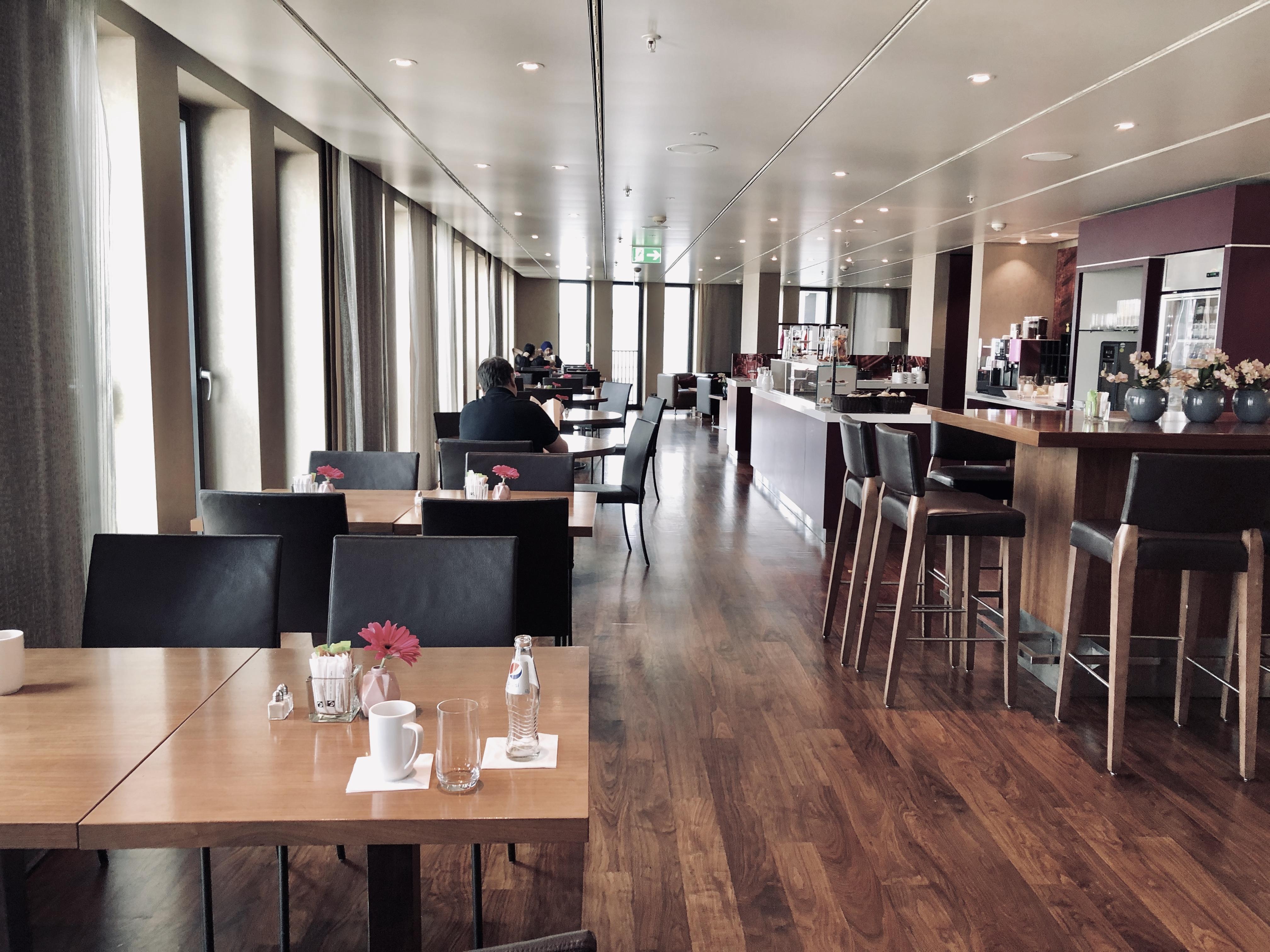Berlin Marriott Hotel Executive Lounge