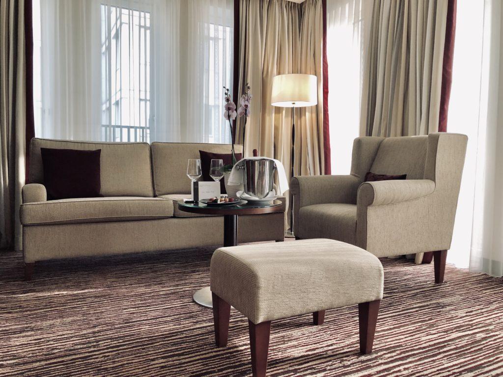 Marriott Berlin Executive Suite