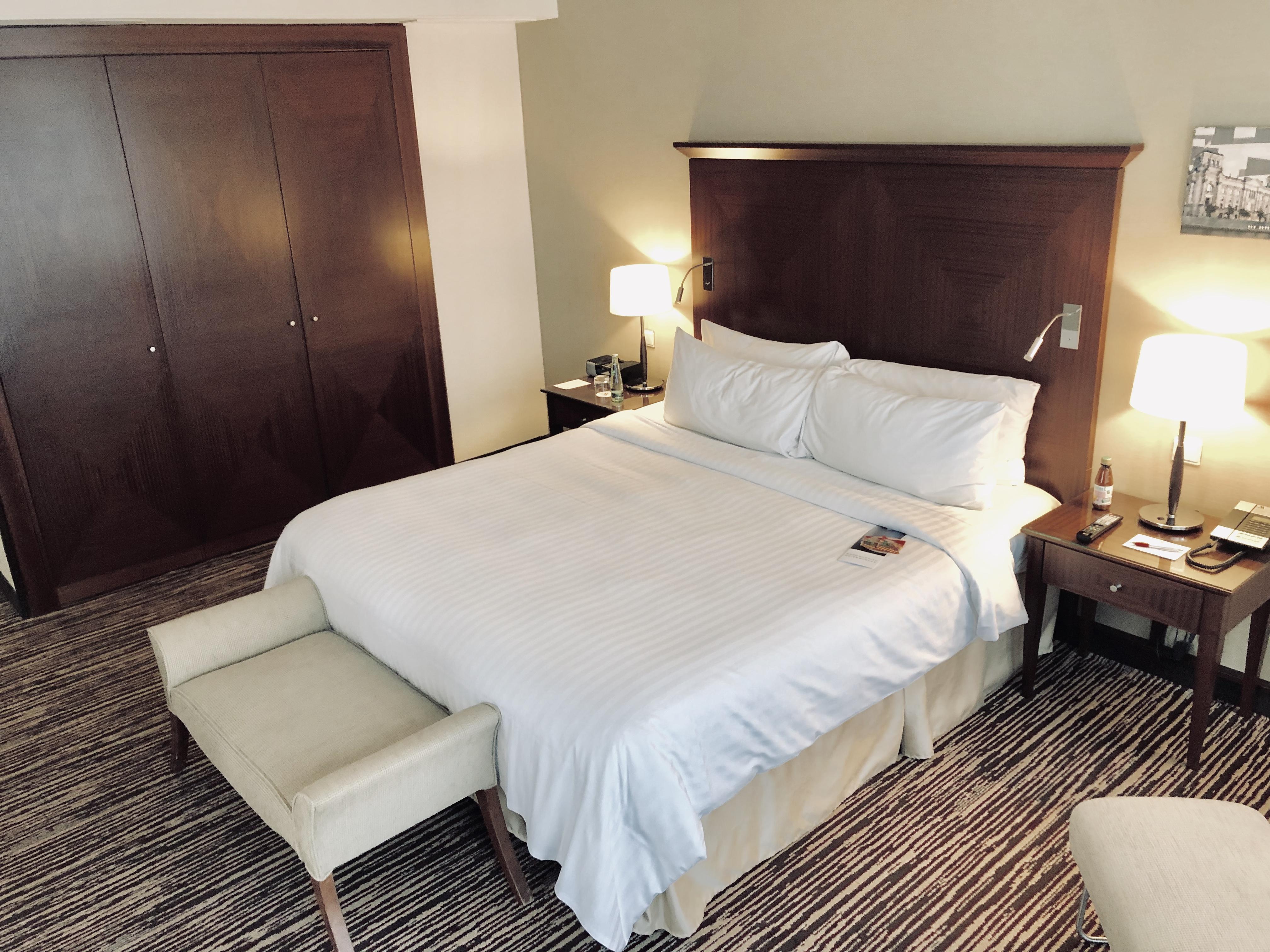 Berlin Marriott Hotel Executive Suite