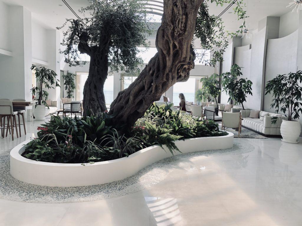 Domes Miramare Corfu Lobby