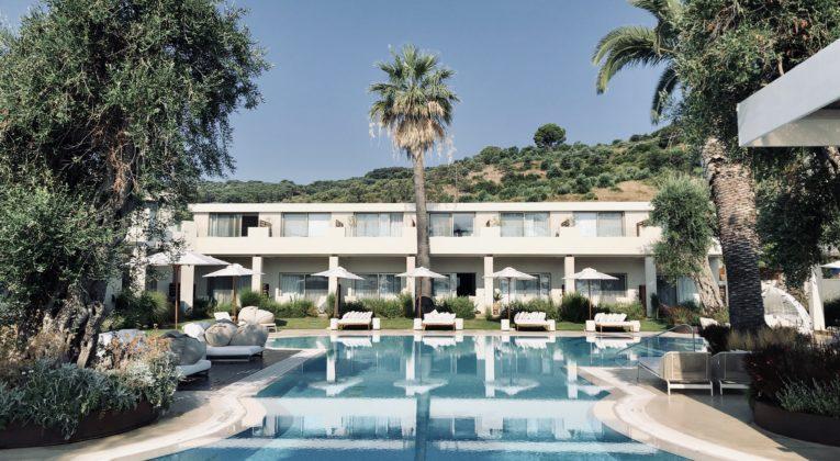 Domes Miramare Corfu Pool