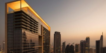 Waldorf Astoria Dubai Financial Centre eröffnet
