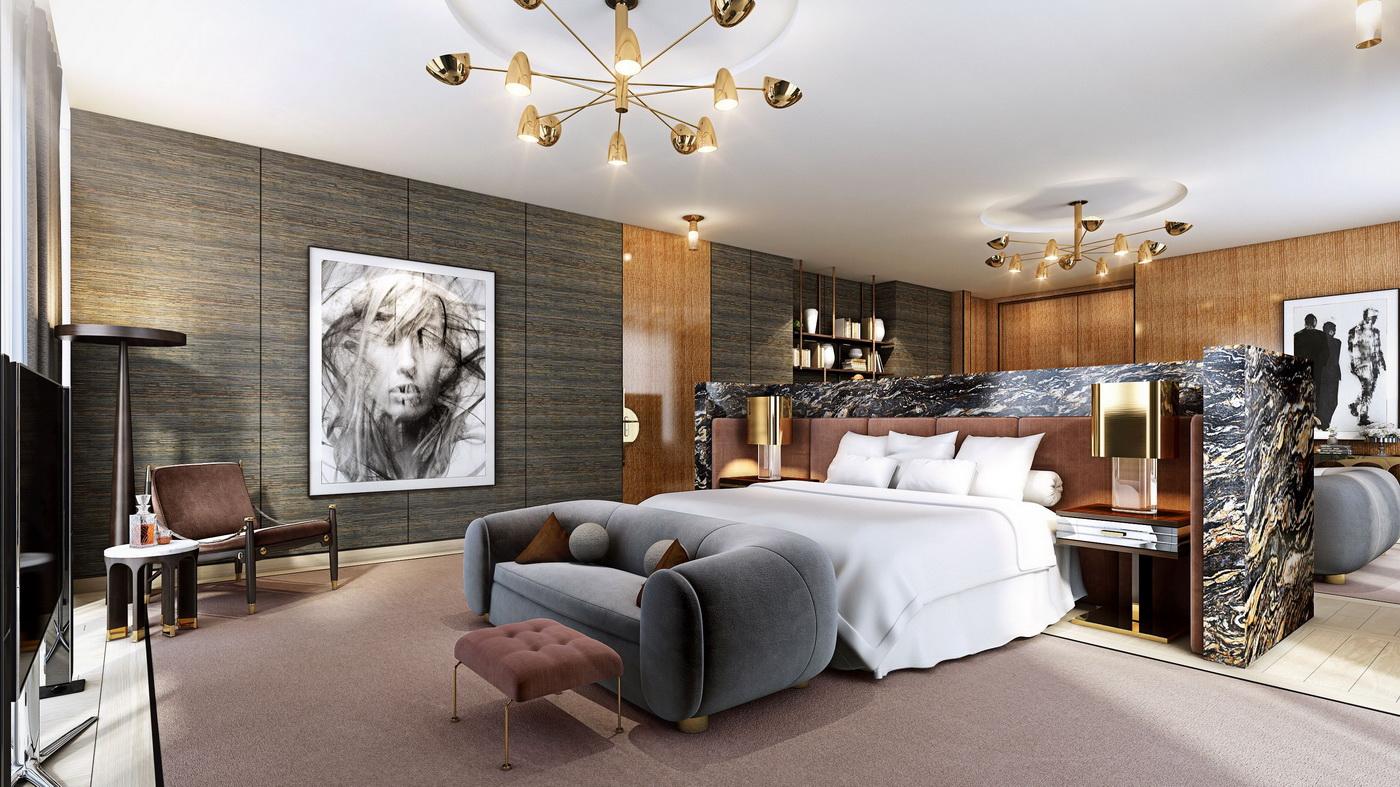 Waldorf Astoria Dubai Financial Centre eröffnet