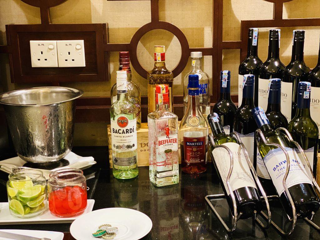 Sheraton Saigon Hotel & Towers Club Lounge