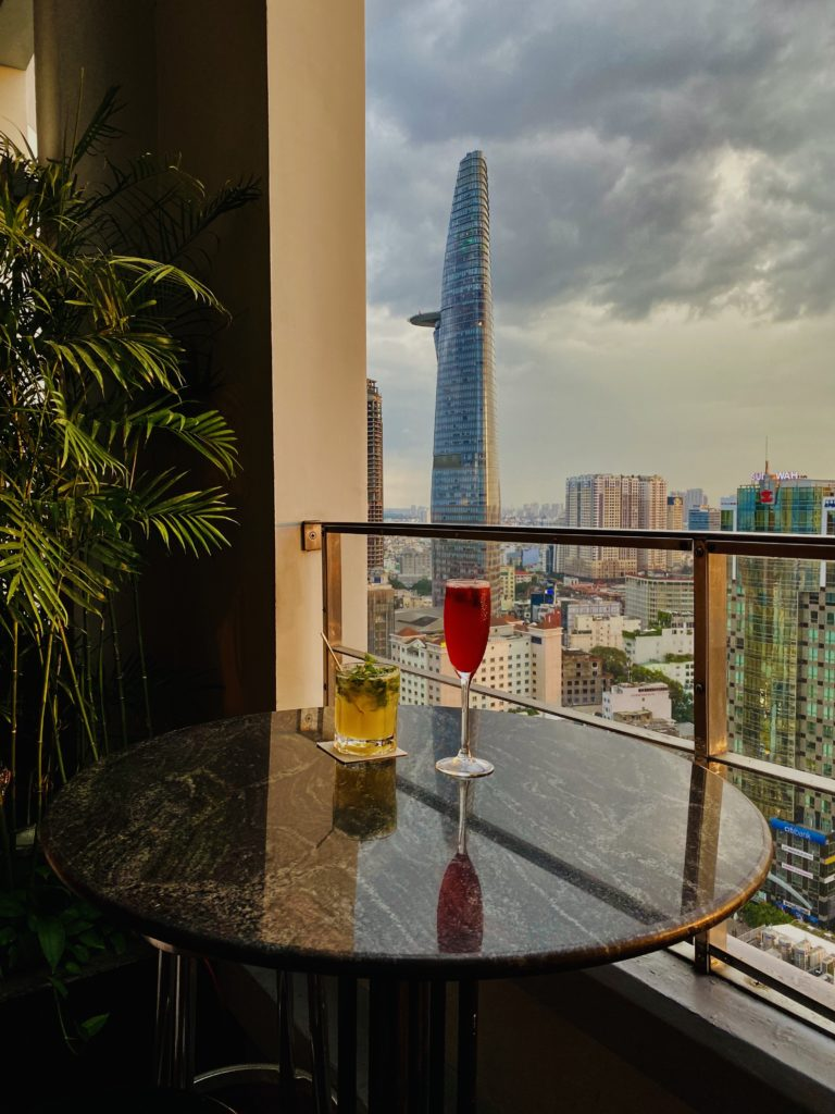 Saigon Hotel & Towers Wine Bar