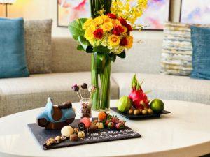 Sheraton Saigon Hotel & Towers Executive Suite