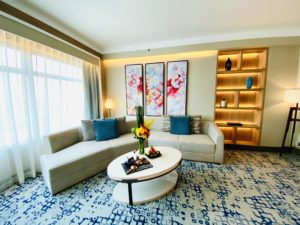 Sheraton Saigon Hotel & Towers Executive Suite
