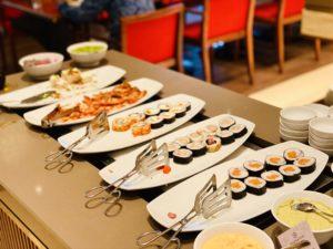 Sheraton Saigon Hotel & Towers Frühstück