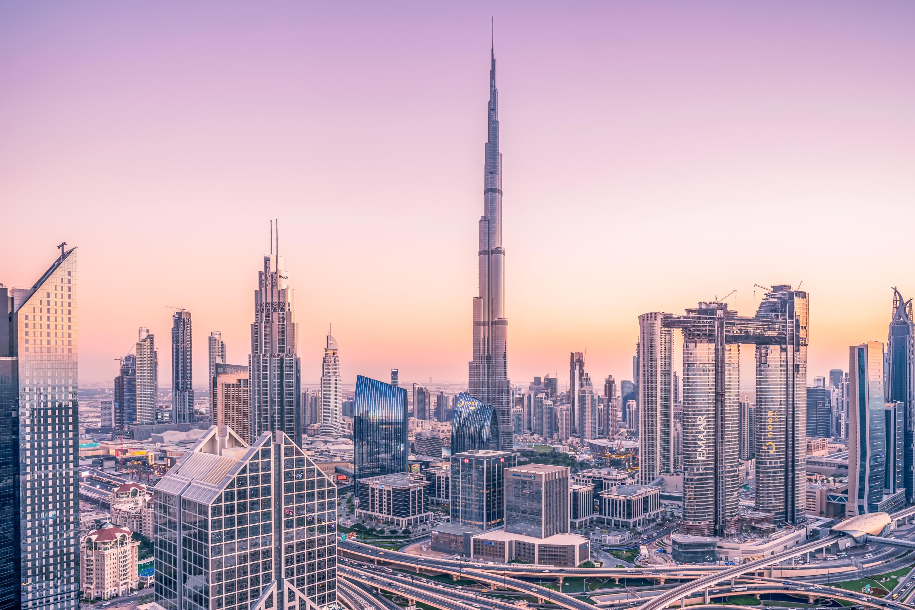 Lufthansa fliegt wieder nach Dubai