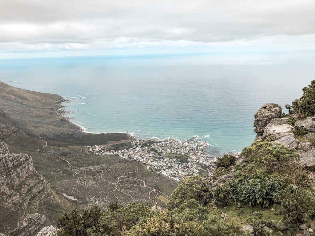 Highlights in Kapstadt Tafelberg