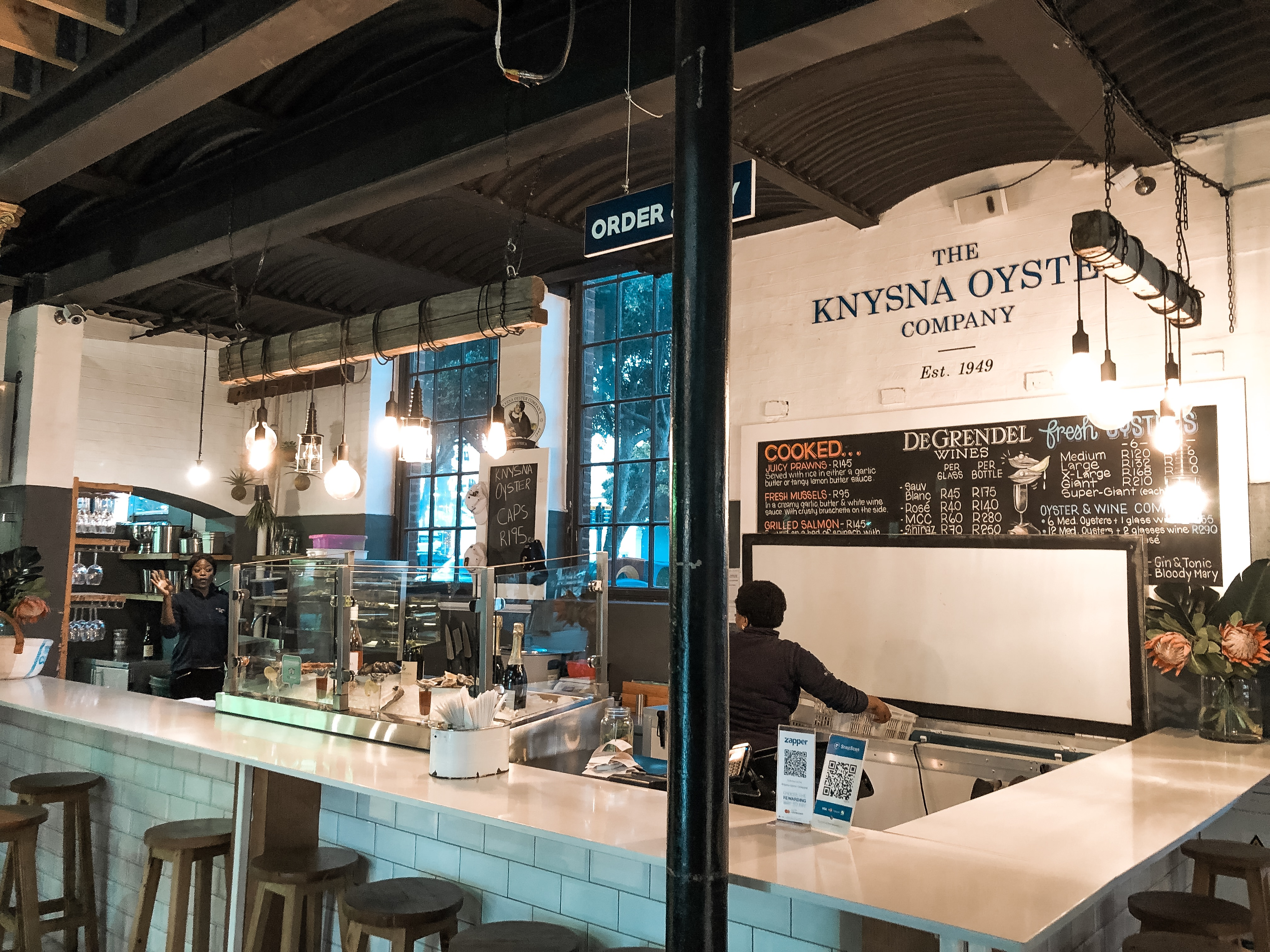 Highlights in Kapstadt V&A Waterfront Food Market