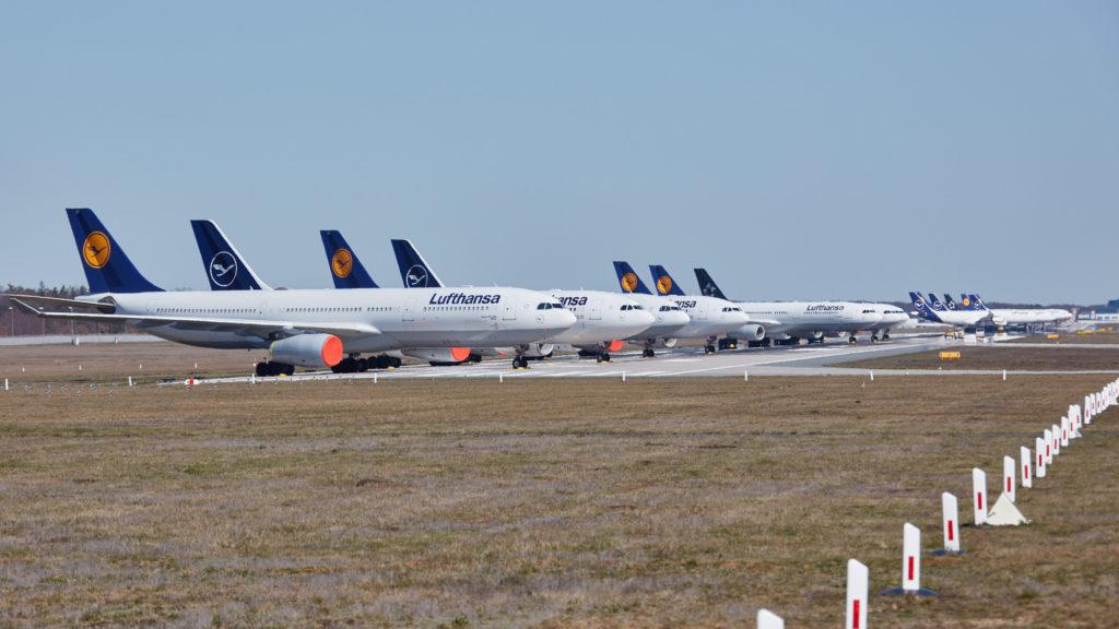 Lufthansa Kurzarbeit